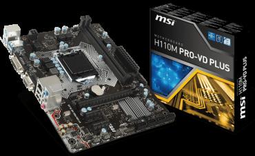 MSI-H110M
