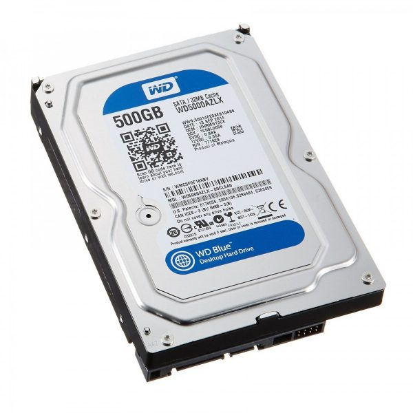 Ổ cứng HDD WD Blue 500GB
